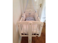 Baby Swing Cot / Crib ( without accessories )