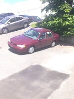1998 Toyota Corolla - Low kms - New MVI