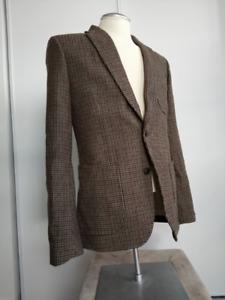 SCOTCH & SODA Old School Houndstooth Blazer Sport Coat sz. 40R