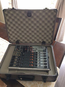Console Behringer Xenyx 1204USB
