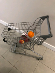 Child's Small Shopping Cart