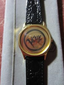 TRUE JAZZ COLLECTIBLE - WATCH WITH 'VERVE' TRADEMARK