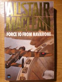 Force 10 from Navarone - by Alistair Maclean