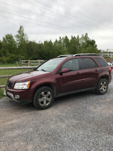 2008 Pontiac Torrent Hatchback