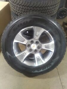 """17"""" CHEVROLET COLORADO GM TAKE OFF WHEELS. ****WILL FIT CANYON"""