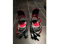 Forum snowboard bindings