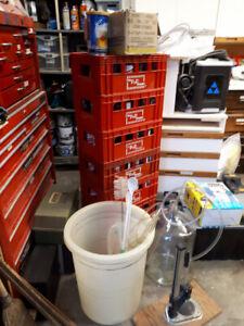 Full beer making kit
