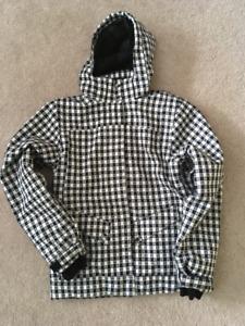 Core winter girls youth jacket (large)