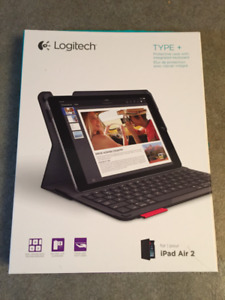 iPad Case with Integrated Keyboard