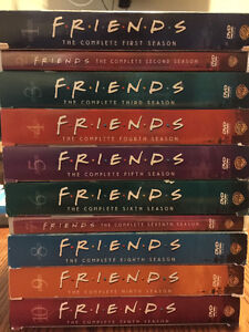 COMPLETE FRIENDS TV SERIES FOR SALE!!