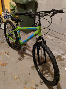Brand new bicycle obo