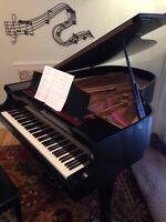 Heintzman Grand Piano - 6ft