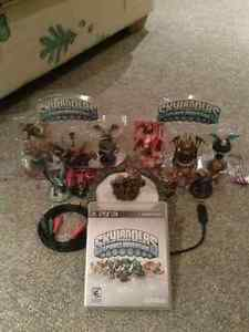 Skylanders with base and ps3 game $30 firm Cambridge Kitchener Area image 1