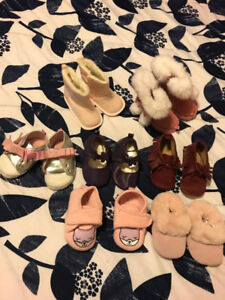 infant size 3 shoes and boots