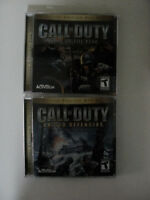FOR SALE: Call of Duty + United Offensive Expansion PC