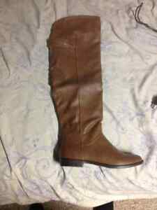 Riding boots from spring