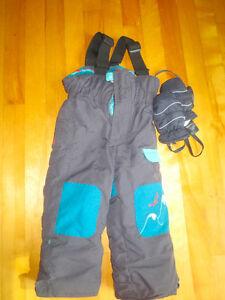 /bottes de pluie/pantalon de neige 12M/jean jacket GAP...
