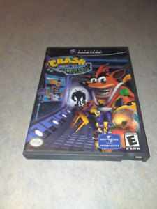 Crash Bandicoot, wrath of Cortex(Gamecube) - complete