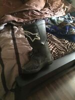 Alpine star tech 3 boots like new size 9