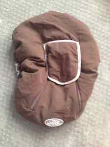Brown car seat cover Kingston Kingston Area image 1