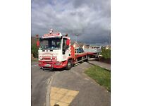 Iveco cargo 7.5 ton recovery lorry