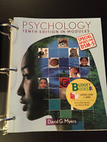 Psychology 10th Edition!