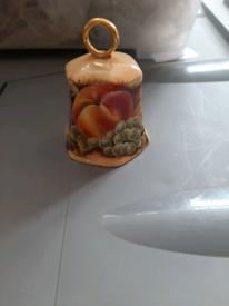 Orchard Gold vintage bell