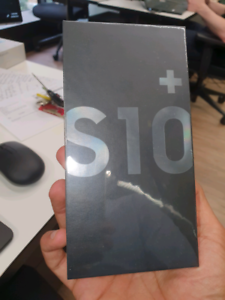 Brand new Samsung s10 plus 128gb