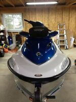 2008 Seadoo GTX 155 ONLY 62hrs!