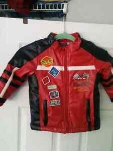 3T Lighting McQueen Motorcycle Jacket Peterborough Peterborough Area image 1