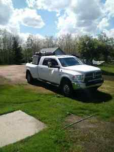 2012 Dodge 3500 limited/megacab/dually/welder/welding rig