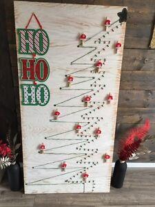 Holiday Farmhouse Signs