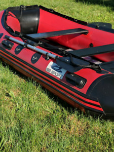 2014 Inflatable boat in mint shape
