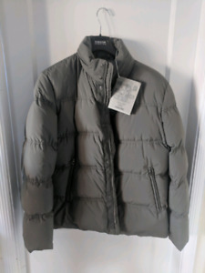 Brand new tags attached Geox Respira  mens down jacket. Size 42U