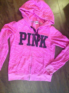 PINK by VS Sweaters size xs/s but fit m/l Stratford Kitchener Area image 1