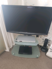 """42"""" TV on stand"""