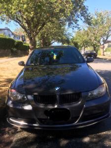 Selling: BMW 323i 2007 sedan