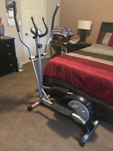 Elliptical Personal Fitness Trainer Fitness new price $125