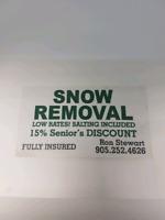 Snow Removal Ajax