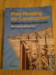Blueprint reading kijiji in toronto gta buy sell save with print reading for construction residential and commercial malvernweather Gallery