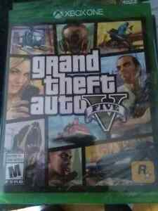 Sealed grand theft auto 5
