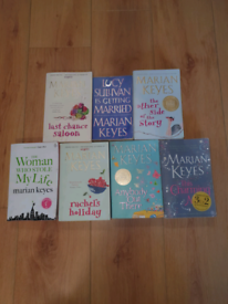 Marian keys books