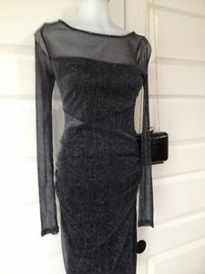 Le Chateau evening dress size small