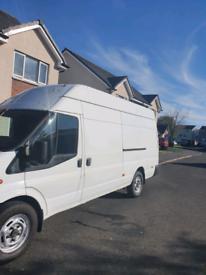 Ayrshire man and van
