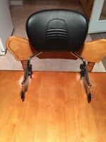HD Detachable Backrest