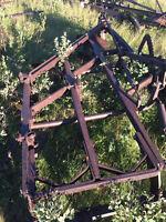 Antique John Deere Farm Equipment