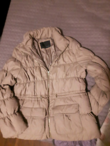 Ladies Jacket light weight sz L