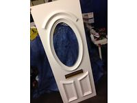 PVC door panel in excellent condition
