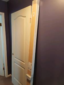 Door with Jamb