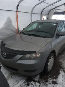 2006 Mazda Mazda3 Sedan Berline